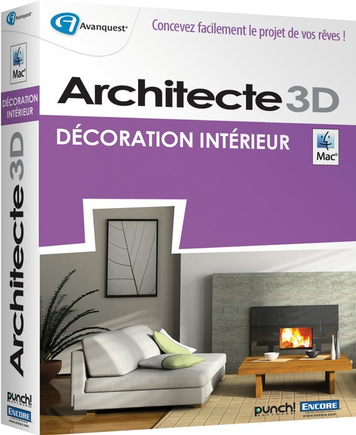 logiciel decoration interieur 3d gratuit mac. Black Bedroom Furniture Sets. Home Design Ideas